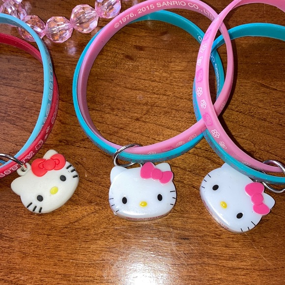 Hello Kitty bracelet bundle